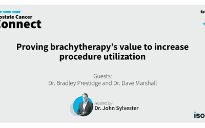 Episode 1: What's needed when we should be doing more quality brachytherapy procedures, not fewer?