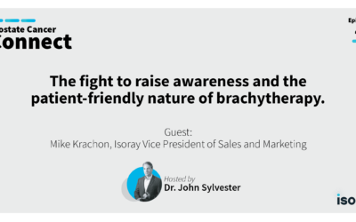 The fight to raise awareness and the patient-friendly nature of brachytherapy.